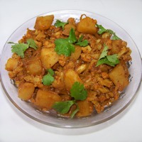 Photo of Aloo Gobi Style -1,Aloo Gobi Style -1 Image