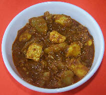 Photo of Aloo Paneer,Aloo Paneer Image