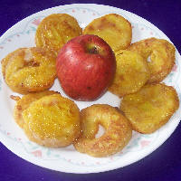 Photo of Apple Jilebi,Apple Jilebi Image