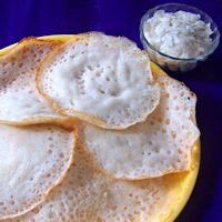 Photo of Aval Appam,Aval Appam Image