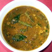 Photo of Avarakkai Sambar,Avarakkai Sambar Image