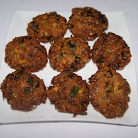 Photo of Baby Corn Vada,Baby Corn Vada Image