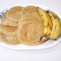 Photo of Banana Pancake,Banana Pancake Image