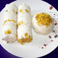 Photo of Banana Puttu,Banana Puttu Image