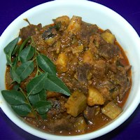 Photo of Beef With Kaya Curry,Beef With Kaya Curry Image