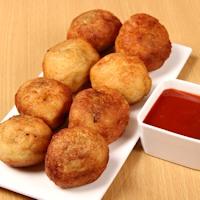 Photo of Bread Potato Ball,Bread Potato Ball Image