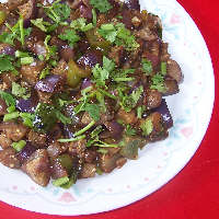 Photo of Brinjal Curry (Chinese),Brinjal Curry (Chinese) Image