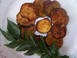 Photo of Brinjal Fry,Brinjal Fry Image