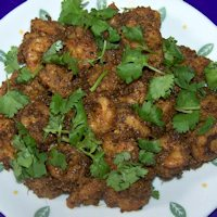 Photo of Butter Prawns,Butter Prawns Image