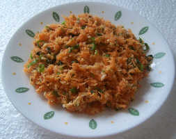 Photo of Carrot Chammanthi,Carrot Chammanthi Image