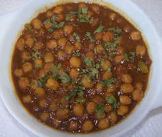 Photo of Channa Curry,Channa Curry Image