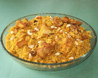 Photo of Chicken Pulav,Chicken Pulav Image