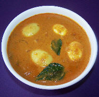 Photo of Coconut Egg Curry,Coconut Egg Curry Image
