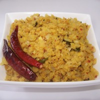 Photo of Dal Cabbage Thoran,Dal Cabbage Thoran Image
