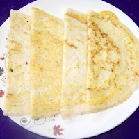Photo of Egg  Dosa,Egg  Dosa Image
