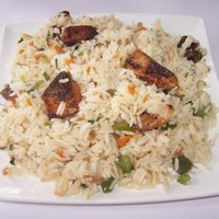 Photo of Fish fried Rice,Fish fried Rice Image