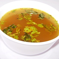 Photo of Garlic Rasam,Garlic Rasam Image