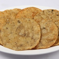 Photo of Methi - Paneer Puri,Methi - Paneer Puri Image