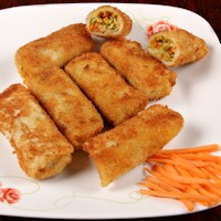 Photo of Noodles Roll,Noodles Roll Image