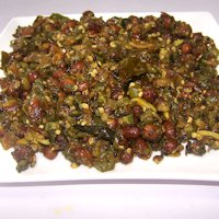 Photo of Okra Peanut Curry,Okra Peanut Curry Image