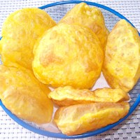 Photo of Paneer Carrot Poori,Paneer Carrot Poori Image