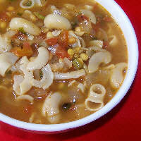 Photo of Pasta Soup,Pasta Soup Image