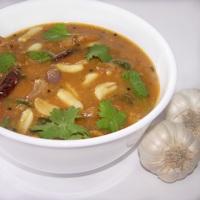 Photo of Poondu (Garlic) Sambar,Poondu (Garlic) Sambar Image