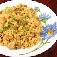 Photo of Pork Biriyani,Pork Biriyani Image