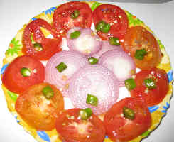 Photo of Tomato Salad,Tomato Salad Image
