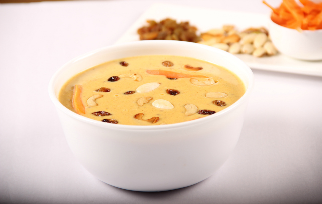 Photo of Almonds Carrot Payasam,Almonds Carrot Payasam Image
