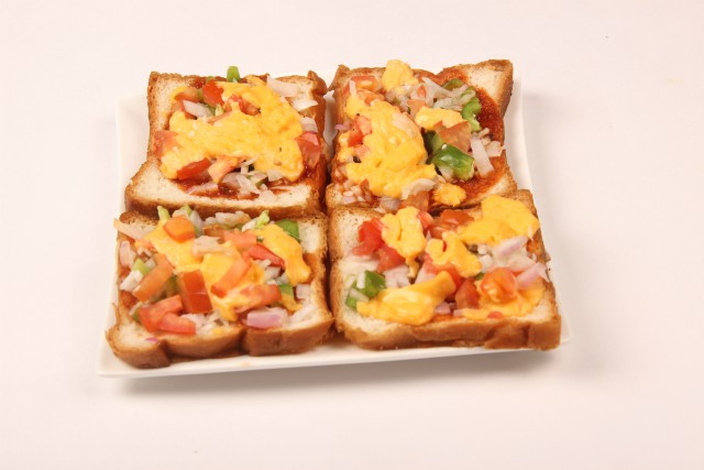 Photo of Bread Pizza,Bread Pizza Image