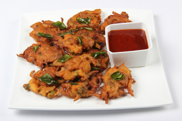 Photo of Chicken Onion Pakoda,Chicken Onion Pakoda Image