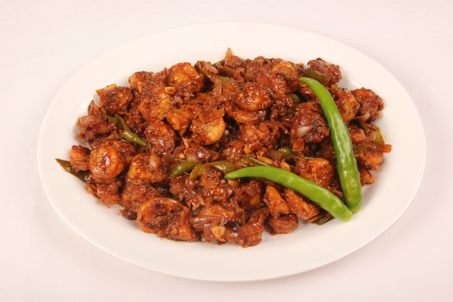 Photo of Chilli Prawns ,Chilli Prawns  Image