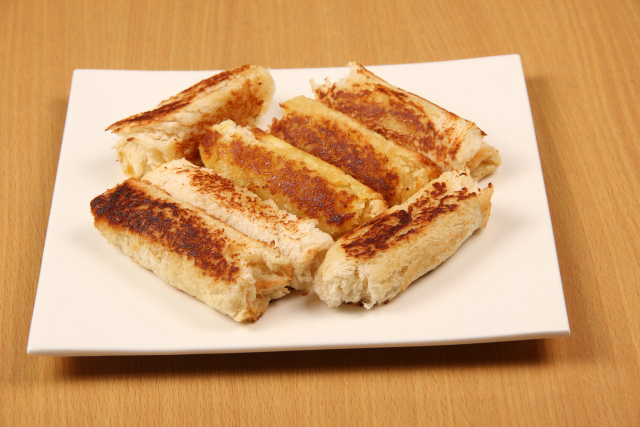 Photo of Coconut Jam Bread Rolls,Coconut Jam Bread Rolls Image