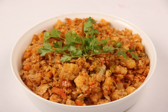 Photo of Egg and Bread Masala,Egg and Bread Masala Image