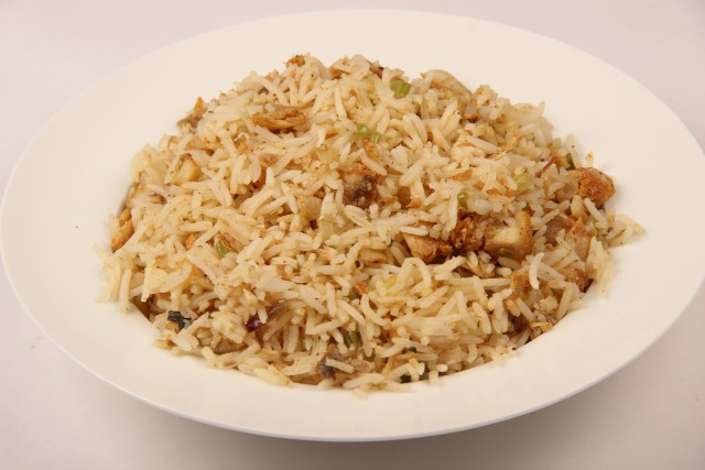 Photo of Fish and Vegetable Rice,Fish and Vegetable Rice Image