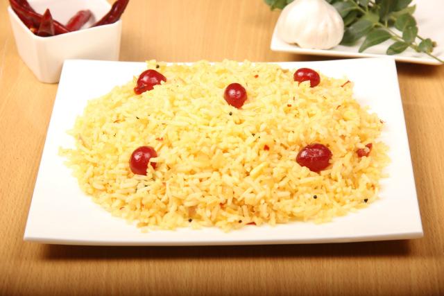 Photo of Garlic Ghee Rice,Garlic Ghee Rice Image