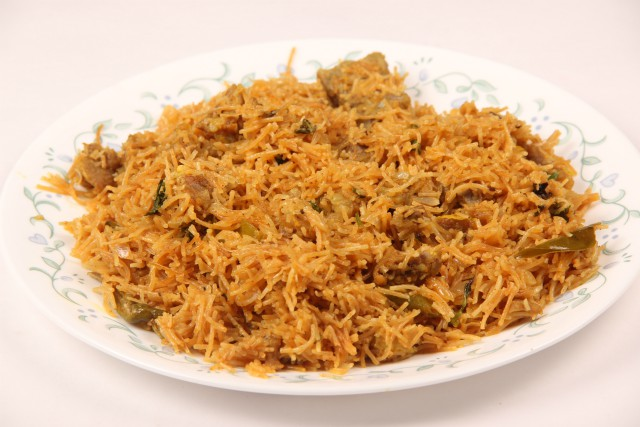 Photo of Mutton Vermicelly Biriyani,Mutton Vermicelly Biriyani Image