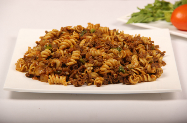 Photo of Pasta With Minced  Meat,Pasta With Minced  Meat Image