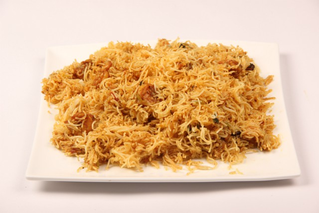 Photo of Prawn Rice Sevai Biriyani,Prawn Rice Sevai Biriyani Image