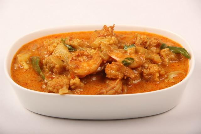 Photo of Prawns Cauliflower Curry,Prawns Cauliflower Curry Image