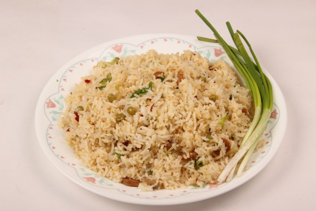 Photo of Sausage and Vegetable Fried Rice,Sausage and Vegetable Fried Rice Image