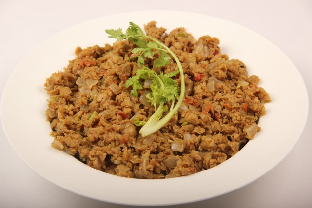 Photo of Soya Mince Vegetable Fry,Soya Mince Vegetable Fry Image