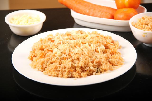 Photo of Tomato Cheese Rice,Tomato Cheese Rice Image